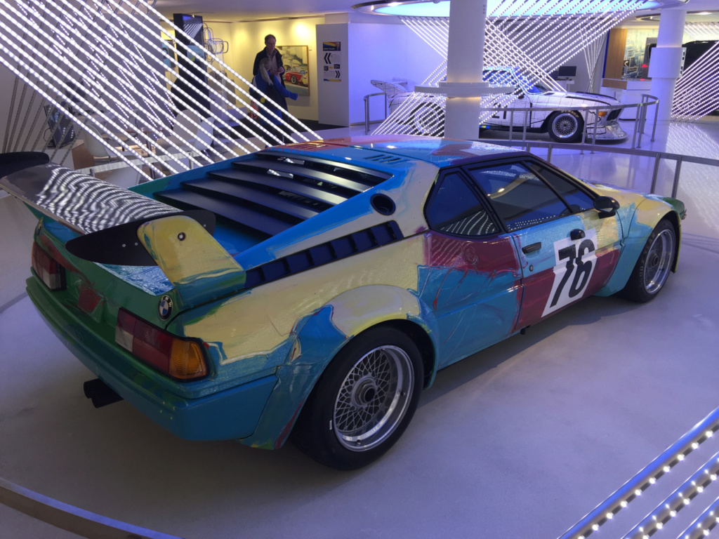 Art CARS au BMW Brand Store  Arts_c26