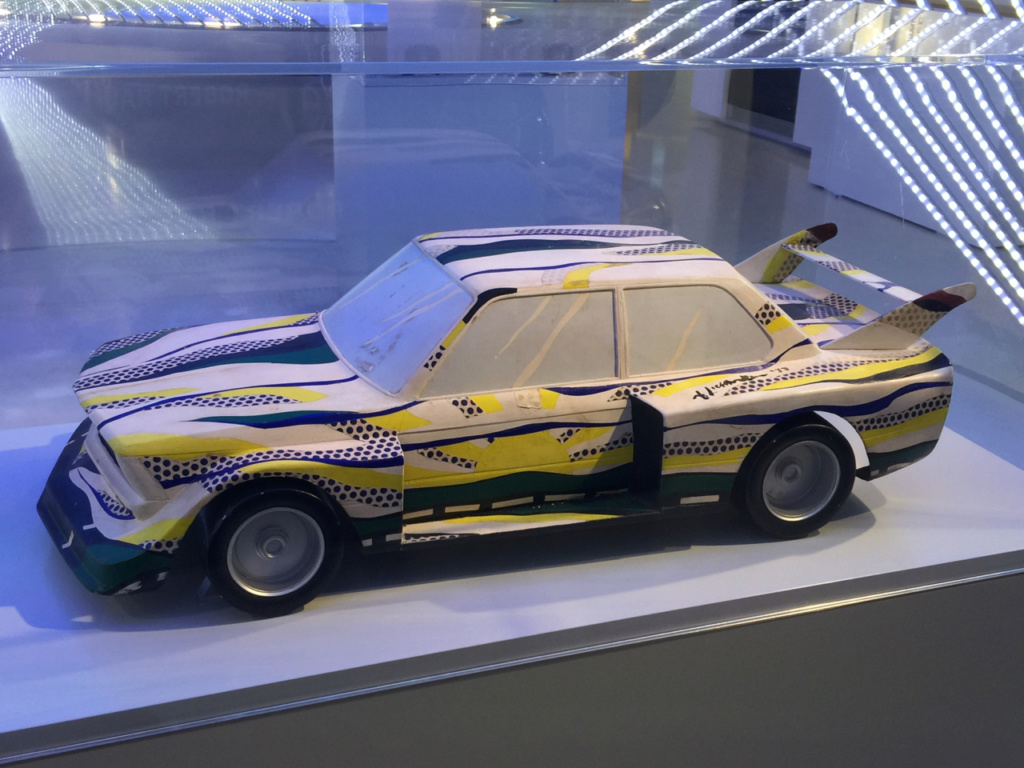 Art CARS au BMW Brand Store  Arts_c27
