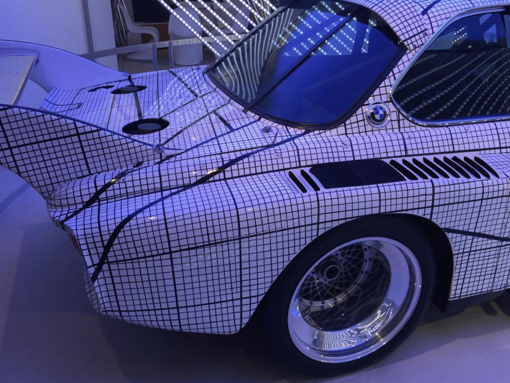 Art CARS au BMW Brand Store  Arts_c30