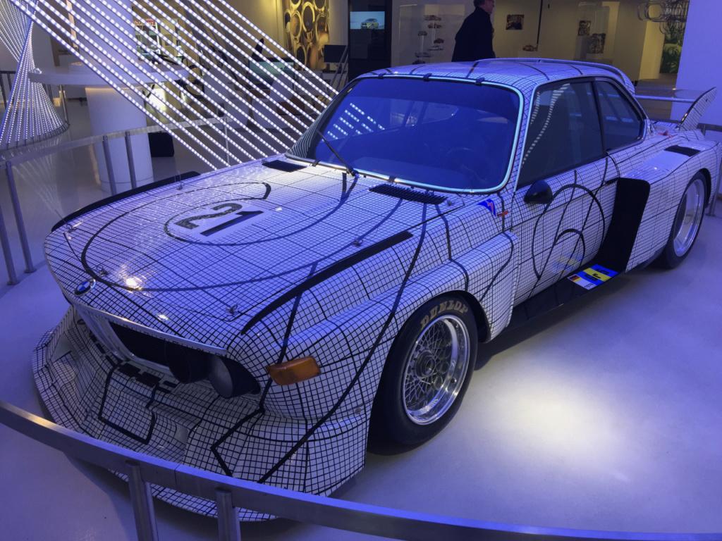 Art CARS au BMW Brand Store  Arts_c31