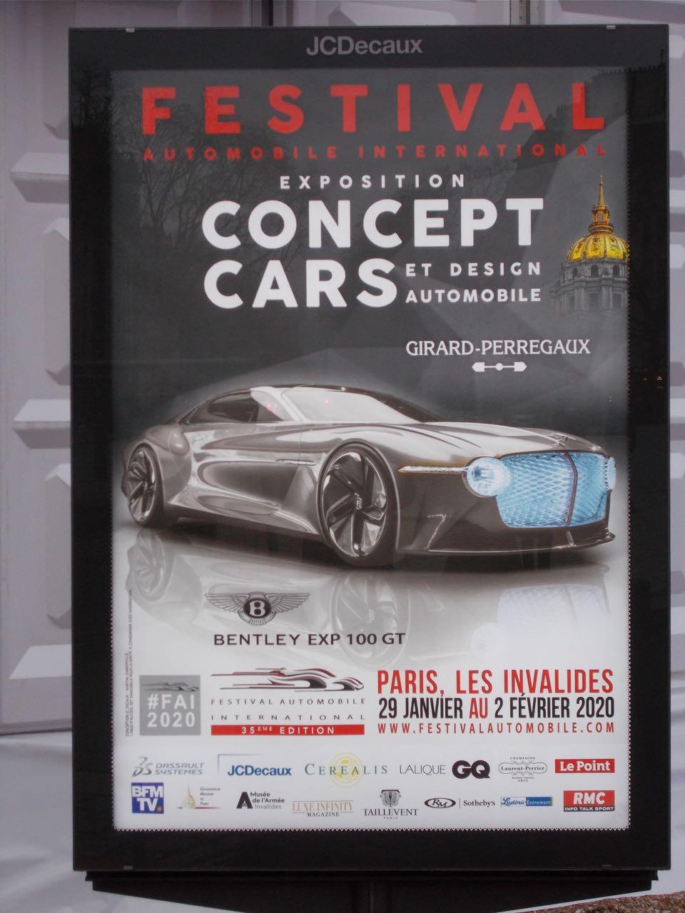 Exposition CONCEPT CARS et Design Automobile 2020 Concep12