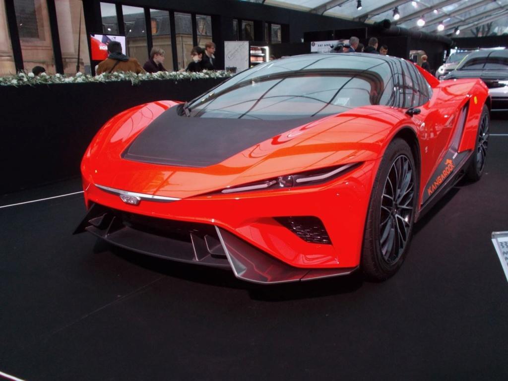 Exposition CONCEPT CARS et Design Automobile 2020 Concep14