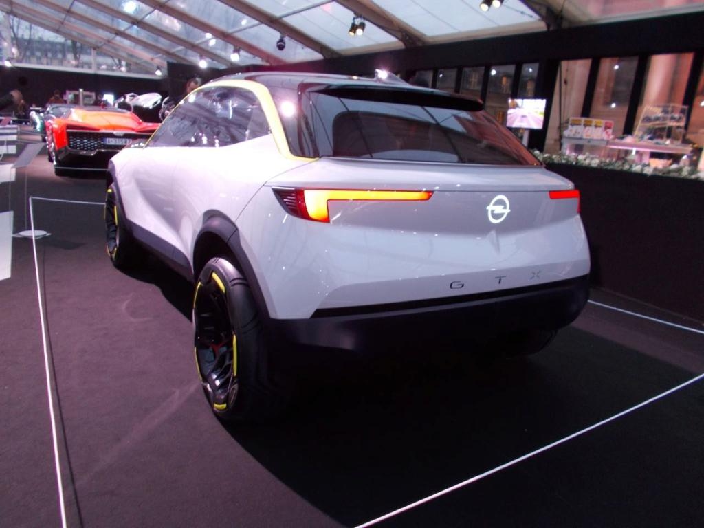 Exposition CONCEPT CARS et Design Automobile 2020 Concep16
