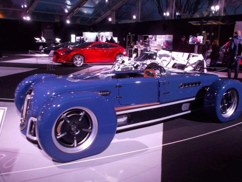 Exposition CONCEPT CARS et Design Automobile 2020 Concep23