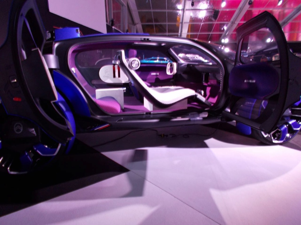 Exposition CONCEPT CARS et Design Automobile 2020 Concep25