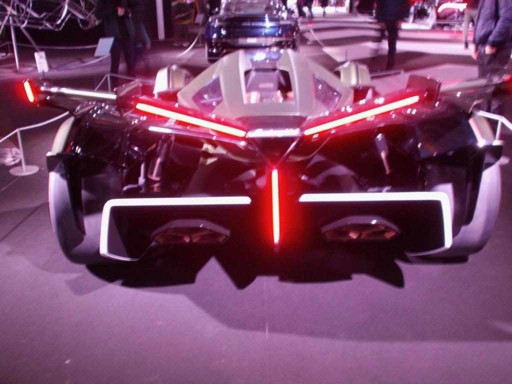 Exposition CONCEPT CARS et Design Automobile 2020 Concep29