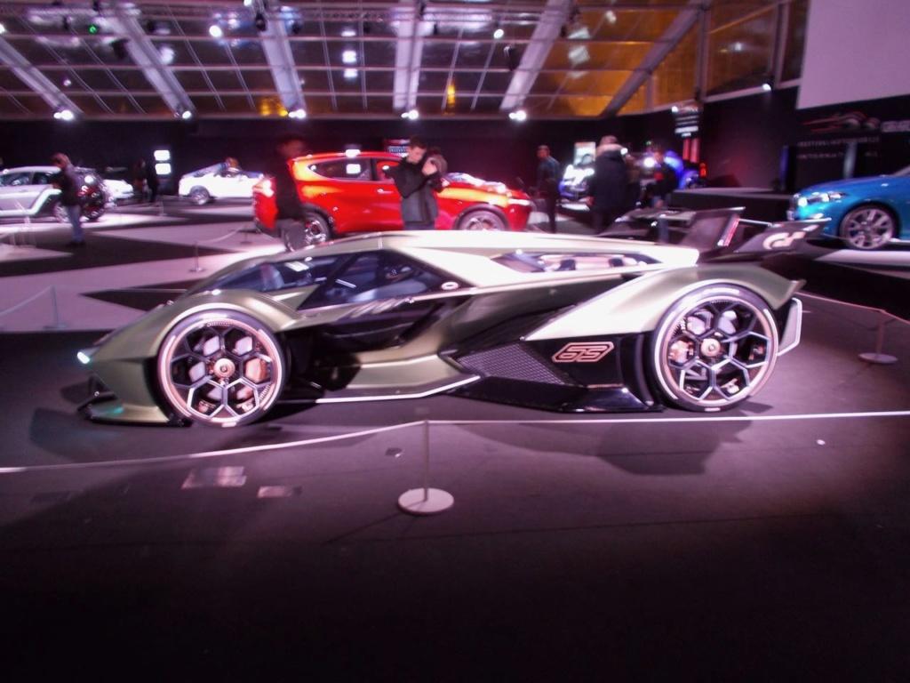 Exposition CONCEPT CARS et Design Automobile 2020 Concep30