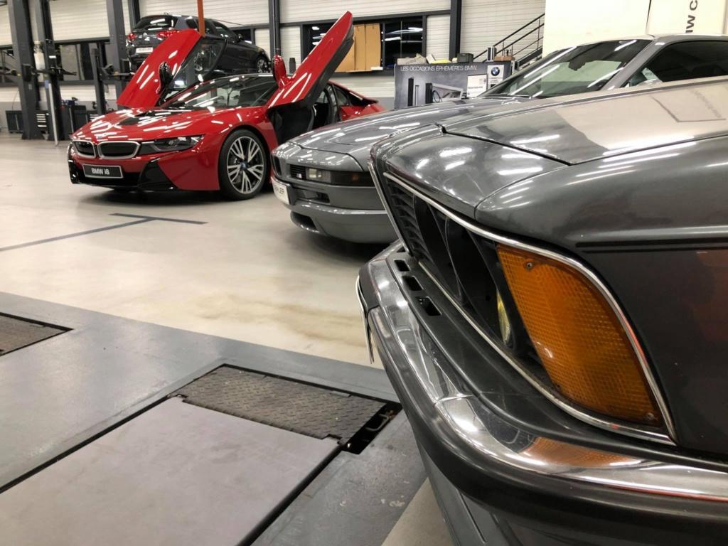 Visite de l'Atelier BMW Neubauer à Plaisir (78) Img_1316