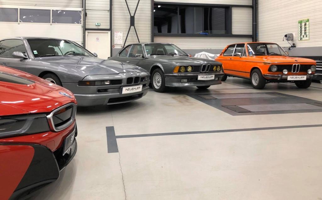 Visite de l'Atelier BMW Neubauer à Plaisir (78) Img_1318