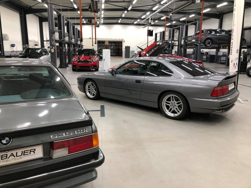 Visite de l'Atelier BMW Neubauer à Plaisir (78) Img_1319