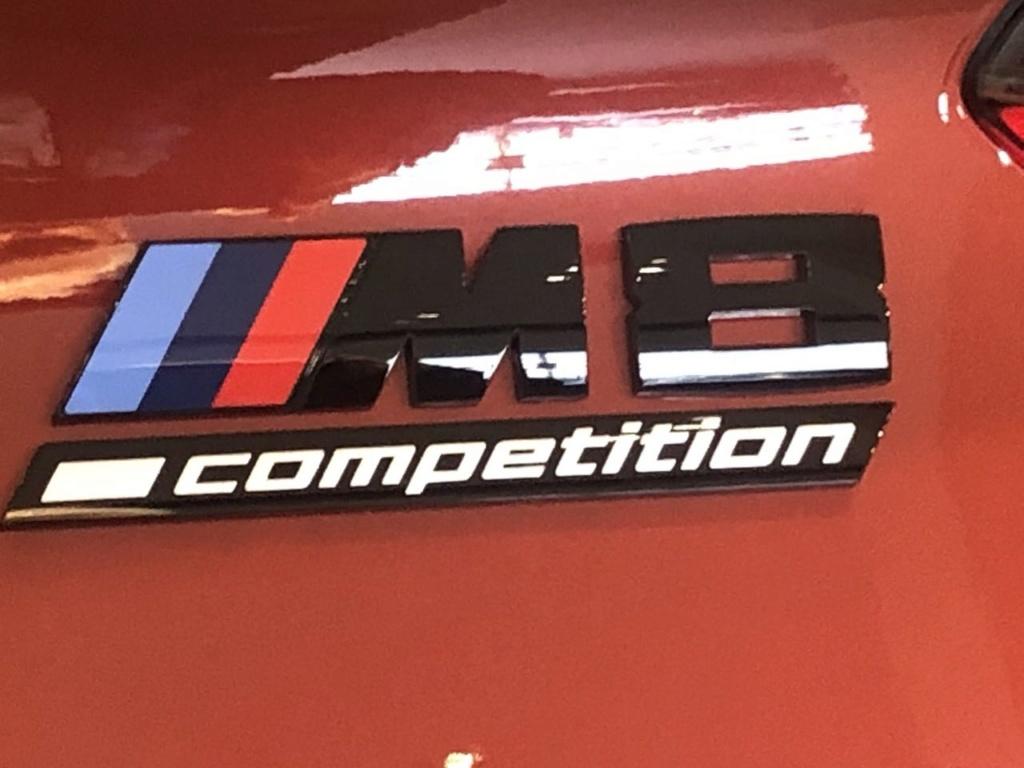 BMW M8 Compétition M8_1211
