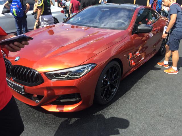 La nouvelle BMW série 8 M8_310