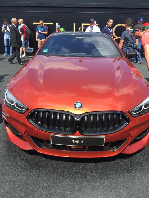 La nouvelle BMW série 8 M8_410