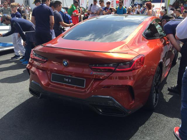 La nouvelle BMW série 8 M8_510