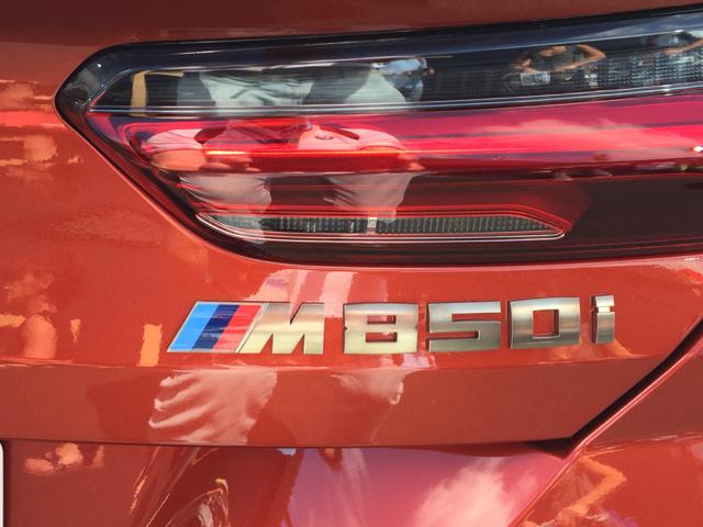 La nouvelle BMW série 8 M8_610