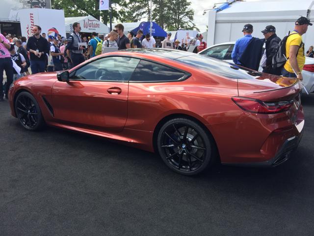 La nouvelle BMW série 8 M8_710