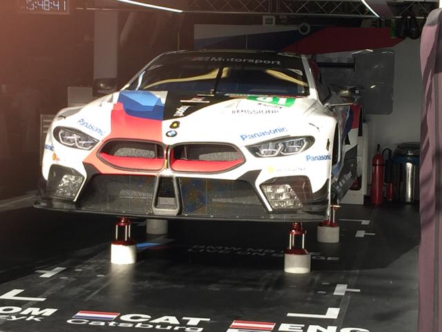 La nouvelle BMW série 8 M8_gte10