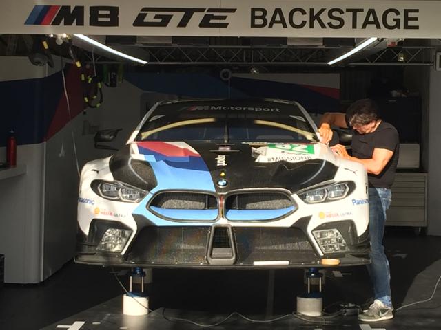 La nouvelle BMW série 8 M8_gte11