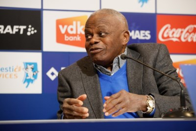 Leon Mukuna le 1er africain noir du championnat Belge est mort 2e573e10