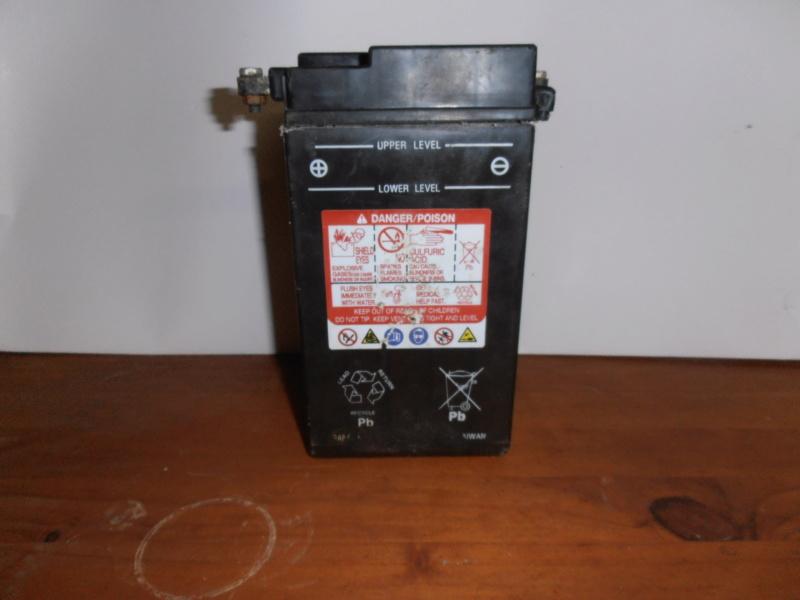 changer la batterie 6V wl pour batterie 6V seche, sans entretient. Pa270210
