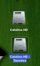 macOS Catalina.app  Disponible sur l'App Store Captur12