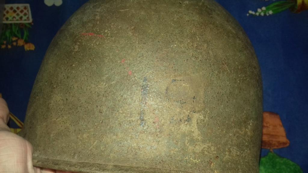 Numéro sur casque M1 20200167