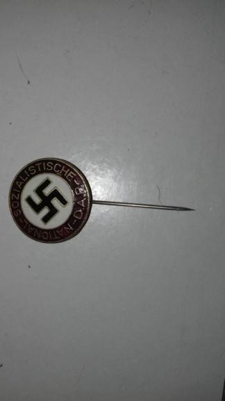 Badge NSDAP 20200486