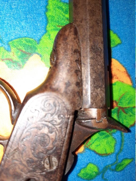 Pistolet type Flobert  20200632
