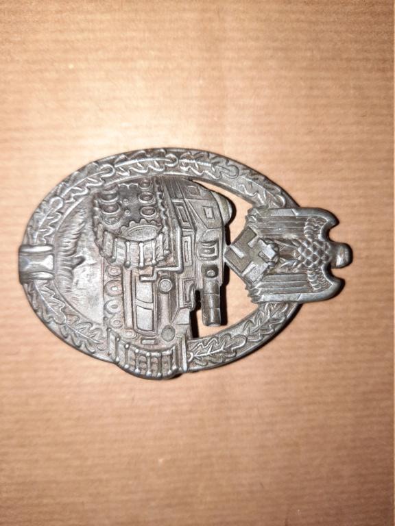 Badge panzer et flak 20201710