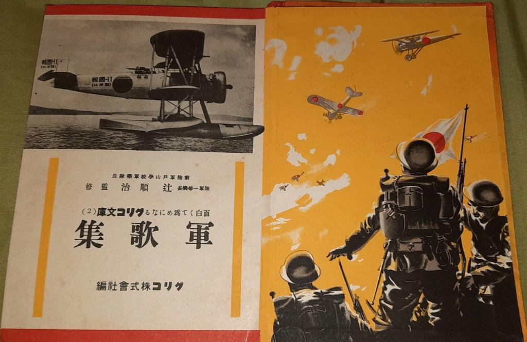 Un livret de chants militaires (1935) 20210537