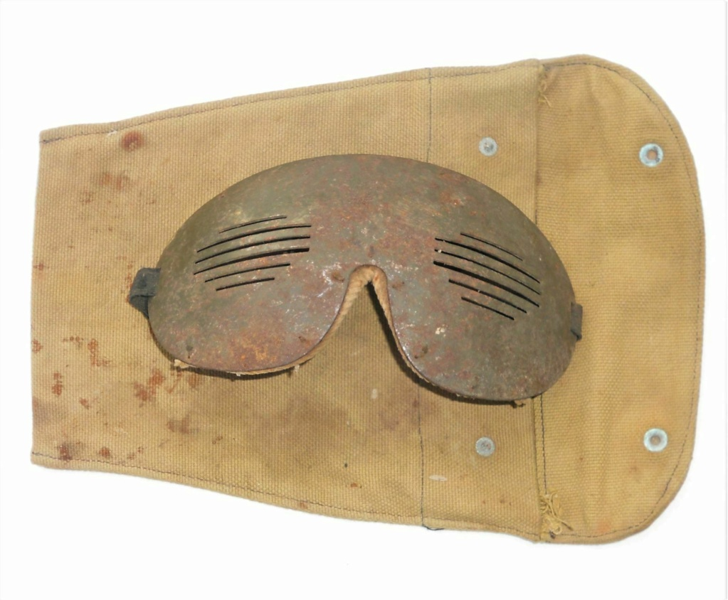 Anti Flak Goggles USAAF [strike]Loup de tankiste ww1[/strike] S-l16010