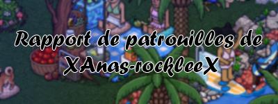 [C.M] Rapport de patrouille de XAnas-rockleeX Pat10