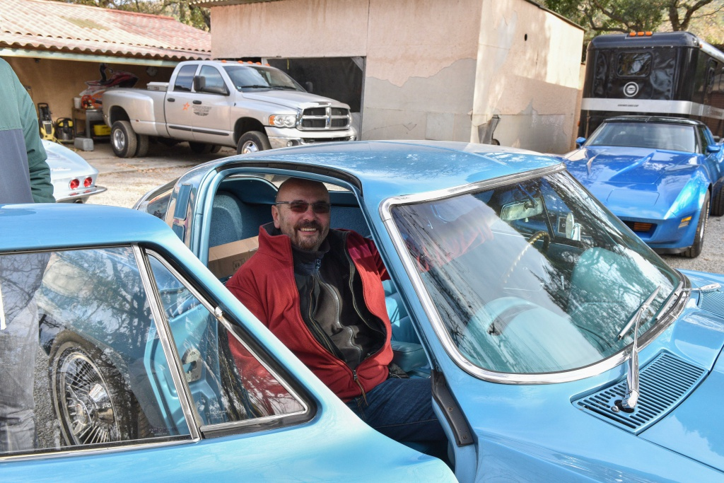 Corvette C2 1965 dans le détail, chaque détail a son importance sur une C2 :) Image31