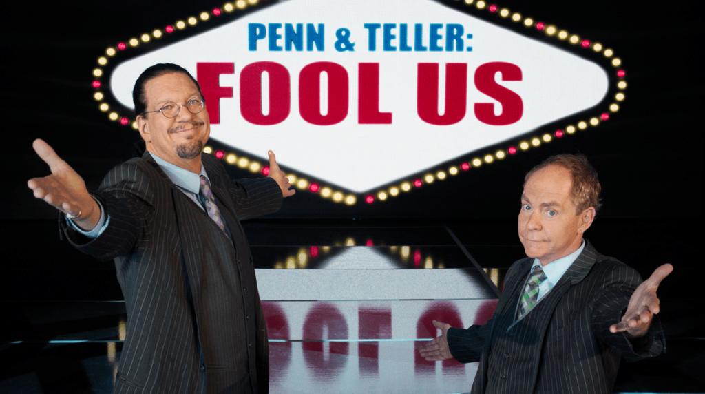 Penn & Teller Fool Us: Uma Introdução ao Ilusionismo Penn-t10