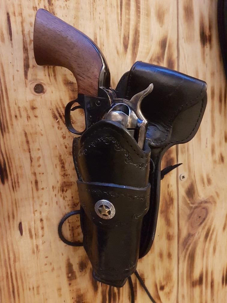 vendu Pietta 1873 45LC 4 3/4 SA Bronzé 20190119