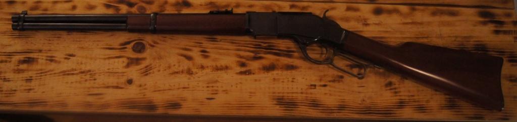 vendue  carabine uberti 1873 357mag Dsc08710