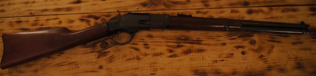 vendue  carabine uberti 1873 357mag Dsc08711