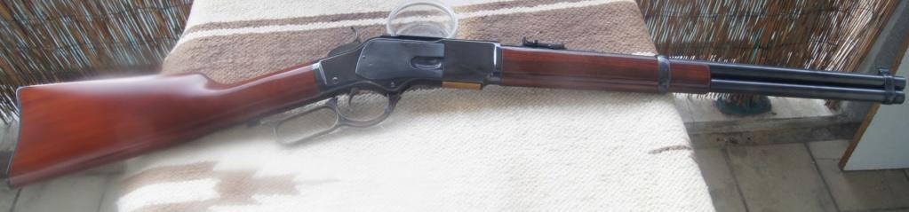 vendue  carabine uberti 1873 357mag Dsc08713