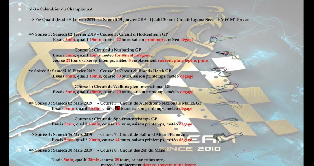 Championnat duel series  Modiff10