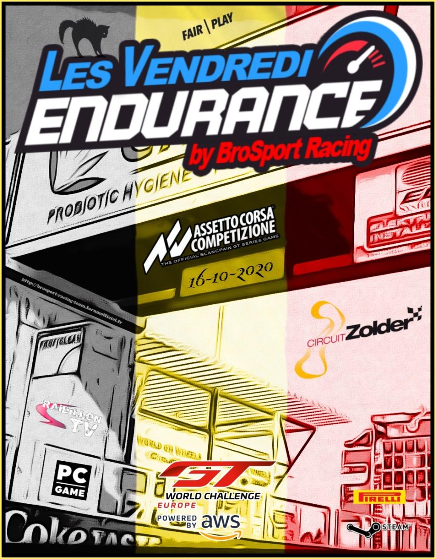 Vendredi endurance du 16-10-2020 (Zolder - GT3) Picsa158