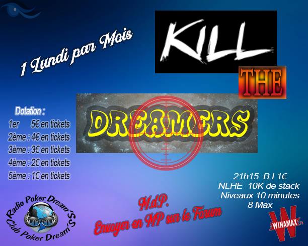 Championnat Kill The Dreamers Kill11