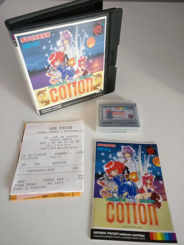 Rééditions de jeux Mega Drive et autres nouveautés - Page 4 Cotton20