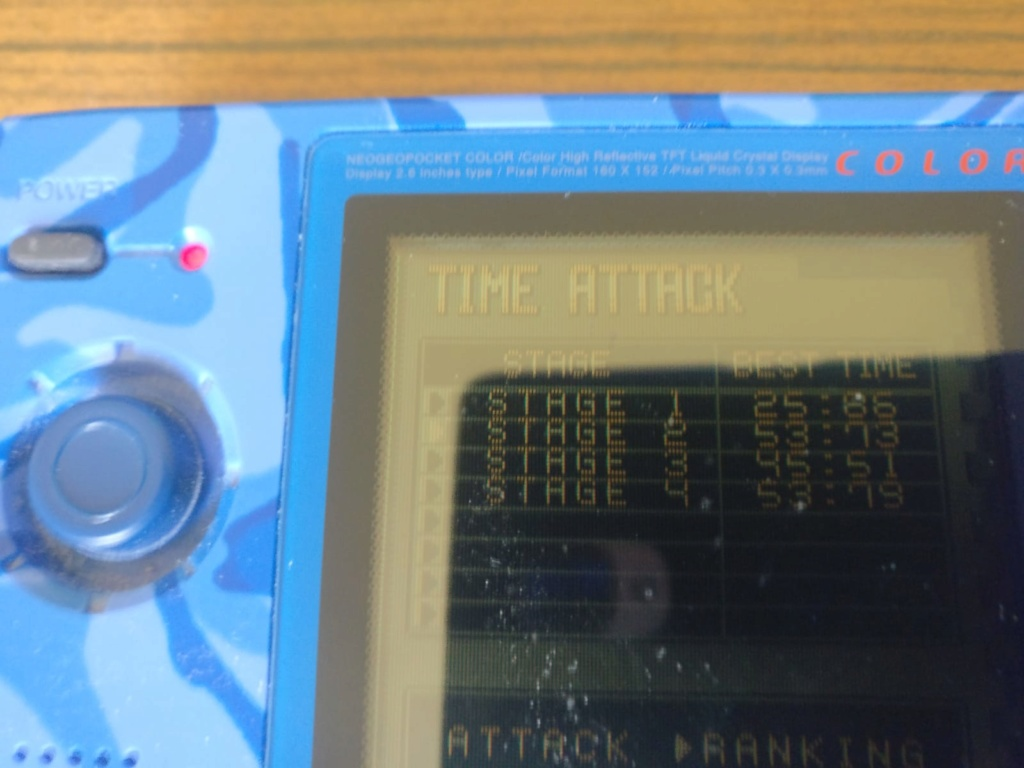 Time attack Metal Slug 2nd Mission (Neo Geo Pocket Color) - Page 2 Ms2-ta13
