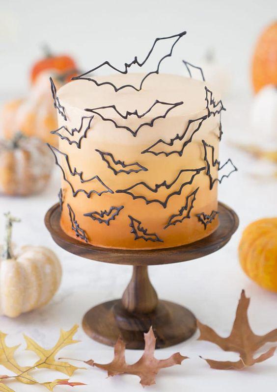 Dolci di Halloween: spunti decorativi! E5351310
