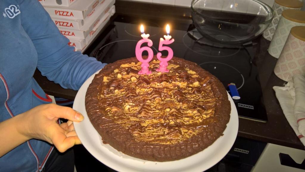 Pere - Crostata al cioccolato, cocco... pere e nocciole Img-2010
