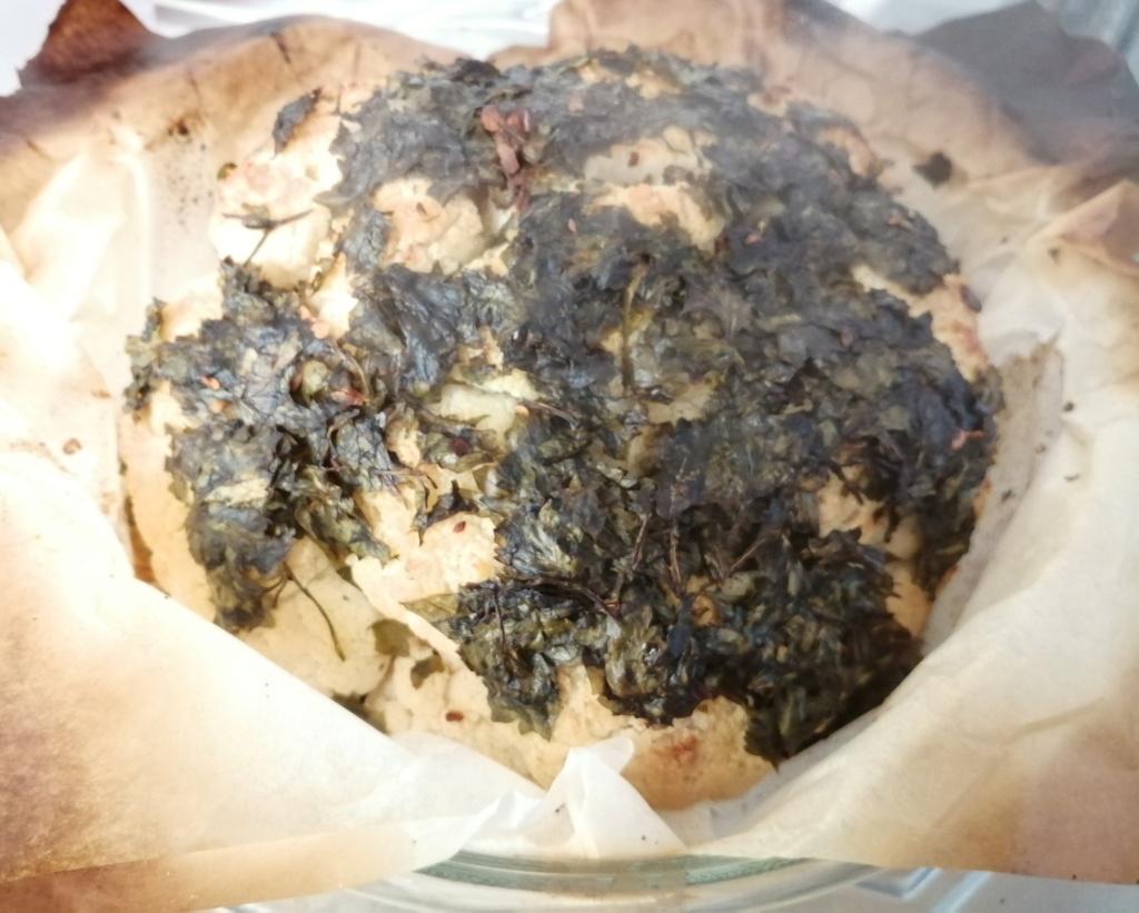 Cavolfiore arrosto in agrodolce Img_2032