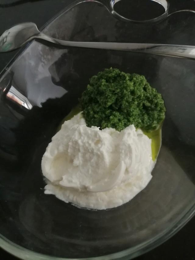 Pesto di rucola Img_2041