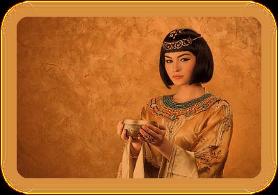 Хатшепсут, Нефертити, Клеопатра – царицы Древнего Египта. Aau_aa12