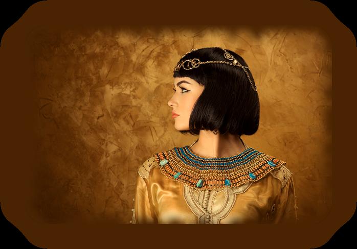 Женщины - «Цари» Древнего Египта. Au10