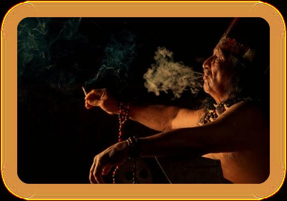 Сила шаманов и церемонии. I_2210